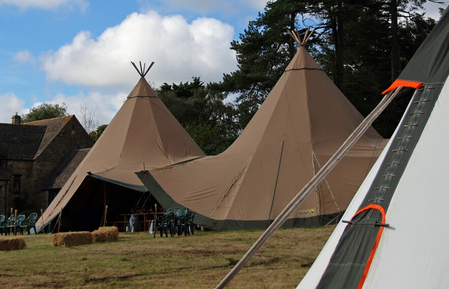 We Hire Authentic Tipi Tents u0026 Bell Tents For Wedding Celebrations & Lake District Tipi and Bell Tents for Weddings Birthdays and ...